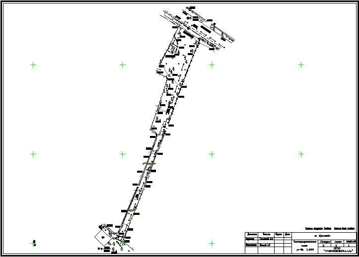 Инструкция по топографической съёмке в масштабах